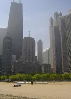 playas de chicago