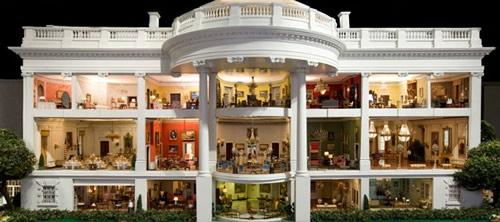 Un vistazo al interior de la casa blanca im genes taringa - Fotos de la casa blanca por fuera ...