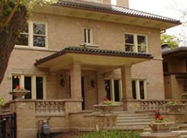 Lang House B&B on Sheridan