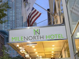 MileNorth Chicago Hotel