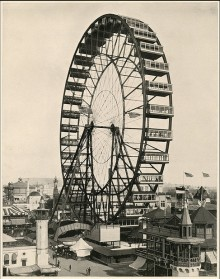 The Ferris Wheel - La Rueda de Chicago