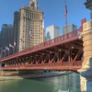 Los primeros puentes de Chicago