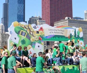 Desfile del Día de San Patricio