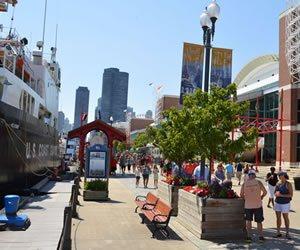 Cosas que hacer en navy Pier Chicago