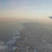 Llegando a Chicago – Diciembre 2008
