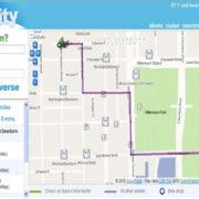 Mapa de Chicago para Ciclistas