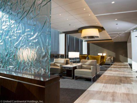 United new lounge Ohare