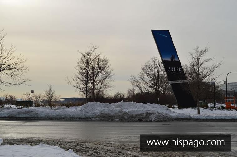 Bienvenidos al Planetario Adler – Enero 2014