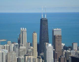 El clima en Chicago el efecto del lago