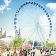 Cierran Navy Pier Para Armar la Nueva Ferris Wheel