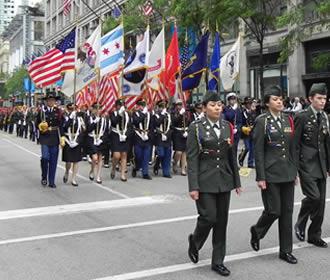 Desfile de Memorial Day