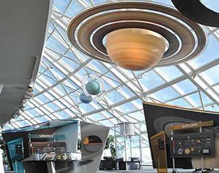 Museos de Chicago Planetario Adler