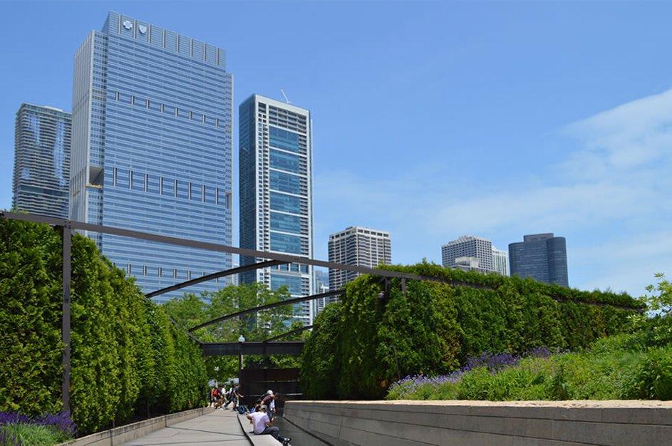Visitar Chicago Laurie Garden