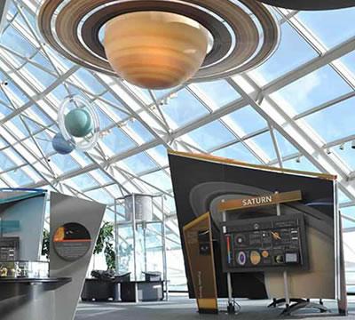 Planetario Adler Museos Gratis