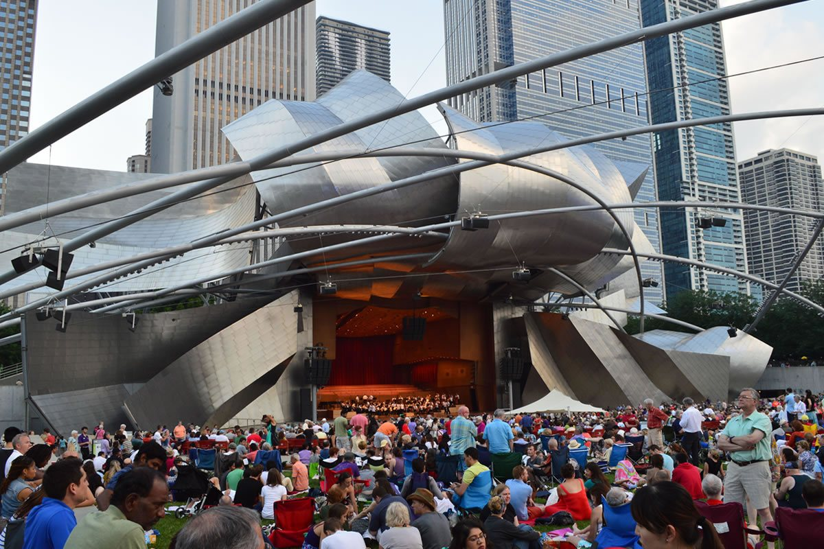 Turismo Chicago Parque del Mulenio