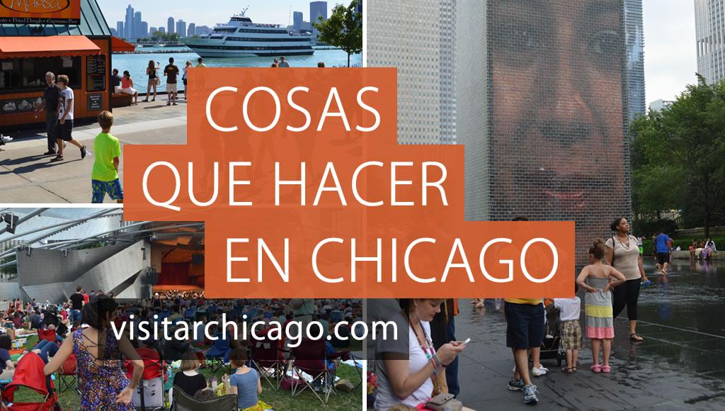 Cosas que hacer en Chicago
