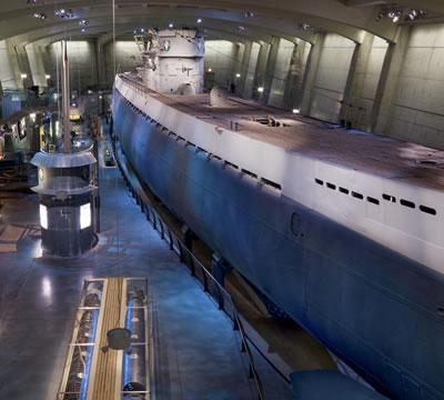 Museo de Ciencia e Industria Dias Gratis