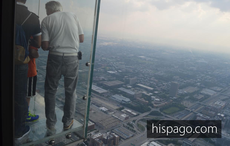 Torre Willis Chicago The Ledge