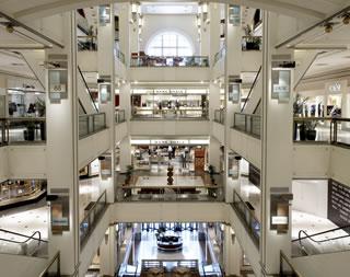 Tiendas de moda en Chicago